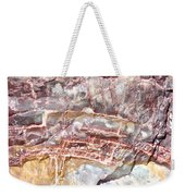 Petrified Rings Weekender Tote Bag
