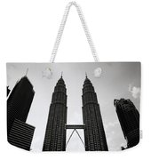 Petronas Dusk Weekender Tote Bag