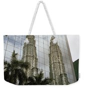 Petronas Reflecting Weekender Tote Bag