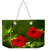 Petunia Dreams In The Woods Weekender Tote Bag