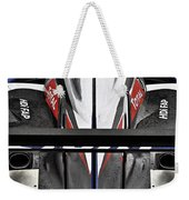 Peugeot Endurance Racing Car Weekender Tote Bag