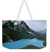 Peyto Lake Weekender Tote Bag