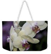Phalaenopsis Ming Chao Dancer   8585 Weekender Tote Bag