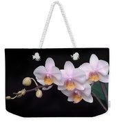 Phalaenopsis Orchid Weekender Tote Bag