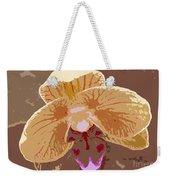 Phalaenopsis Synopsis Weekender Tote Bag