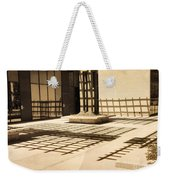 Phantom Fences2 Weekender Tote Bag