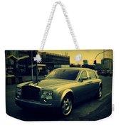 Rolls Royce Phantom Weekender Tote Bag