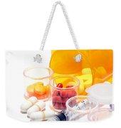 Pharmacopoeia  Weekender Tote Bag