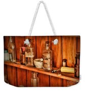 Pharmacy - A Bottle Of Poison Weekender Tote Bag