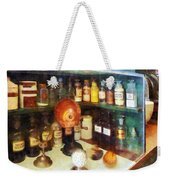 Pharmacy - Behind The Counter At The Drugstore Weekender Tote Bag