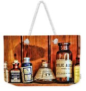 Pharmacy - Cocaine In A Bottle Weekender Tote Bag