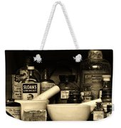 Pharmacy - Cod Liver Oil And More Weekender Tote Bag