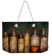 Pharmacy - Daily Remedies  Weekender Tote Bag