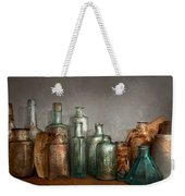 Pharmacy - Doctor I Need A Refill  Weekender Tote Bag by Mike Savad