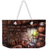 Pharmacy - Equipment - Merlin's Study Weekender Tote Bag
