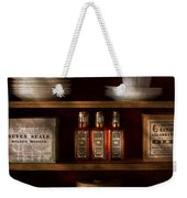 Pharmacy - For All Your Lubrication Needs Weekender Tote Bag