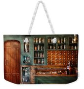 Pharmacy - Medicine - Pharmaceutical Remedies  Weekender Tote Bag