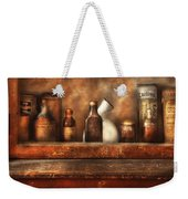 Pharmacy -  Need A Laxative Weekender Tote Bag