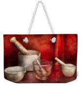 Pharmacy - Pestle - Endless Variety  Weekender Tote Bag