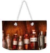 Pharmacy - Pharmacist's Fancy Fluids Weekender Tote Bag