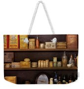 Pharmacy - Quick I Need A Miracle Cure Weekender Tote Bag