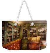Pharmacy - Room - The Dispensary Weekender Tote Bag