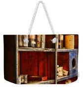 Pharmacy - The Back Room Weekender Tote Bag