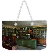 Pharmacy - The Chemist Shop  Weekender Tote Bag