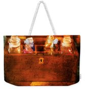 Pharmacy - Traveling Doctor Weekender Tote Bag