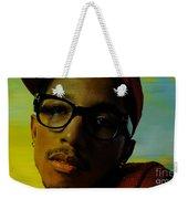 Pharrell Williams Weekender Tote Bag by Marvin Blaine