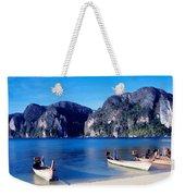 Phi Phi Islands Thailand Weekender Tote Bag