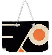 Philadelphia Flyers Weekender Tote Bag