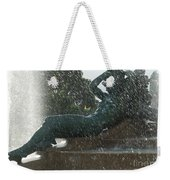Philadelphia Fountain One Weekender Tote Bag