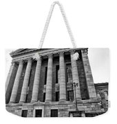 Philadelphia Museum Of Art - West Entrance Weekender Tote Bag