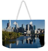 Philadelphia Pennsylvania Weekender Tote Bag