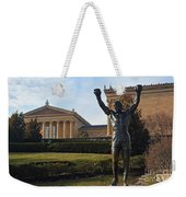Philadelphia - Rocky  Weekender Tote Bag