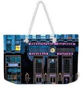 Philadelphia Suburban Station Weekender Tote Bag