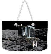 Philae Lander On Comet 67pc-g Weekender Tote Bag