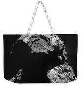Philae Landing Site On Comet 67pc-g Weekender Tote Bag