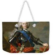 Philip V Of Spain Weekender Tote Bag