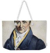Philippe Pinel (1745-1826) Weekender Tote Bag