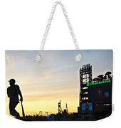 Phillies Stadium At Dawn Weekender Tote Bag