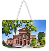 Philly Church View Weekender Tote Bag