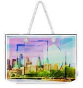 Philly Colours Weekender Tote Bag