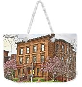Philly Fairmount View Two Weekender Tote Bag