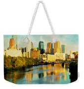 Philly Gleamin Weekender Tote Bag