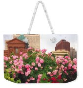 Philly Roses Weekender Tote Bag