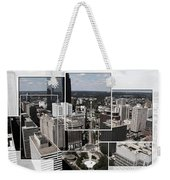 Philly Squared Weekender Tote Bag
