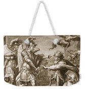 Phineus Is Delivered From The Harpies Weekender Tote Bag