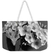 Phlox Blossoms Weekender Tote Bag